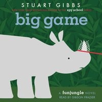 Big Game - Stuart Gibbs