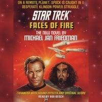 Star Trek: Faces of Fire - Michael Jan Friedman