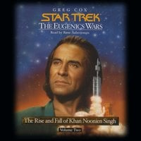 STAR TREK: THE EUGENICS WARS, VOLUME #2 - Greg Cox