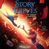 Stolen Chapters - James Riley