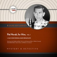 Pat Novak, for Hire, Vol. 1 - Hollywood 360