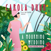 A Mourning Wedding - Carola Dunn