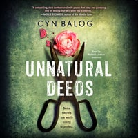 Unnatural Deeds - Cyn Balog