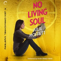 No Living Soul - Julie Moffett