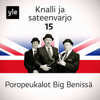 Poropeukalot Big Benissä - Edward Taylor,John Graham