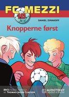 FC Mezzi 10: Knopperne først - Daniel Zimakoff