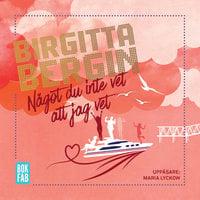 Något du inte vet att jag vet - Birgitta Bergin