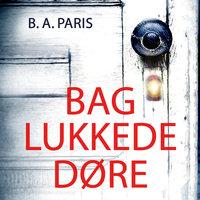 Bag lukkede døre - B.A. Paris