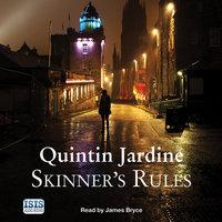 Skinner's Rules - Quintin Jardine