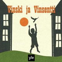 Vinski ja Vinsentti 3 - Simo Puupponen