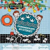 LasseMaja - Svømmeknappmysteriet - Martin Widmark
