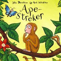 Apestreker - Julia Donaldson