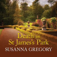 Death in St James's Park - Susanna Gregory