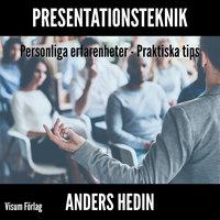 Presentationsteknik - Anders Hedin