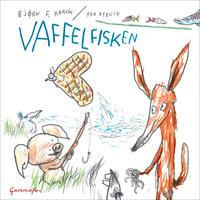 Vaffelfisken - Bjørn F. Rørvik