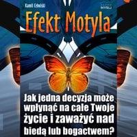Efekt Motyla - Kamil Cebulski