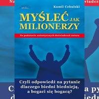 Myśleć Jak Milionerzy - Kamil Cebulski