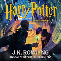Harry Potter og Dødsregalierne - J.K. Rowling
