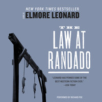 The Law at Randado - Elmore Leonard