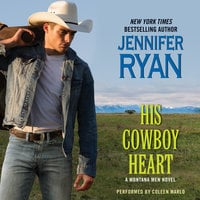 His Cowboy Heart - Jennifer Ryan