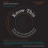 Know This - John Brockman