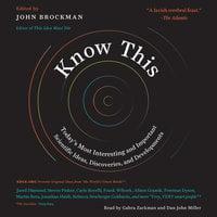 Know This - John Brockman