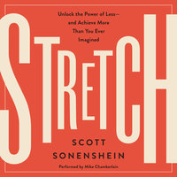 Stretch - Scott Sonenshein