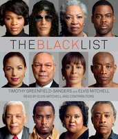 The Black List - Timothy Greenfield-Sanders,Elvis Mitchell