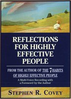 Reflections for Highly Effective People - Stephen R. Covey
