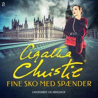 Fine sko med spænder - Agatha Christie