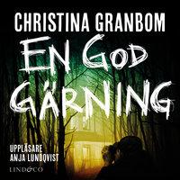 En god gärning - Christina Granbom