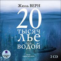 Двадцать тысяч лье под водой - Жюль Верн