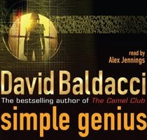 Simple Genius - David Baldacci