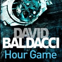 Hour Game - David Baldacci