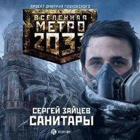 Метро 2033. Санитары - Сергей Зайцев