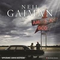 American Gods (svensk utgåva) - Neil Gaiman