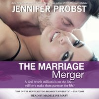 The Marriage Merger - Jennifer Probst
