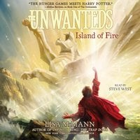 Island of Fire - Lisa McMann
