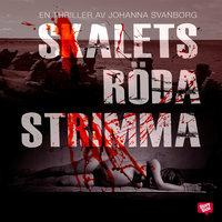 Skalets röda strimma - Johanna Svanborg