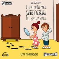 Detektywów para - Jacek i Barbara. Tajemnicza szafa. - Dariusz Rekosz