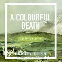 A Colourful Death - Carola Dunn