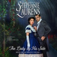 The Lady by His Side - Stephanie Laurens