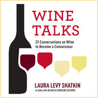 Wine Talks - Laura Levy Shatkin