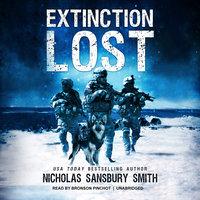 Extinction Lost - Nicholas Sansbury Smith
