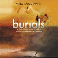 Burials - Mary Anna Evans