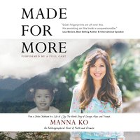 Made For More - Manna Ko