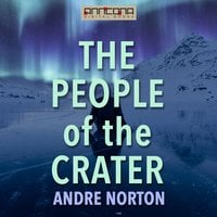 The People of the Crater - Andre Norton