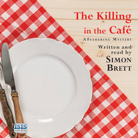The Killing in the Café - Simon Brett