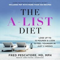 The A-List Diet - Fred Pescatore