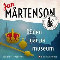Döden går på museum - Jan Mårtenson